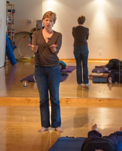 Awareness Through Movement Class. Image by paulapuffer.net