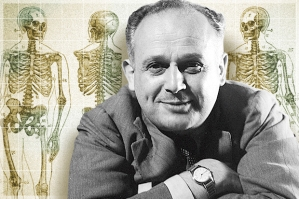 Moshe Feldenkrais (Credit: © International Feldenkrais Federation Archive/Photo montage by Salon.com)