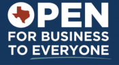Open for business to everyone. Texas Competes.
